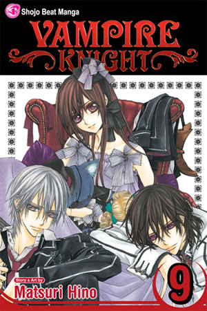 Vampire Knight, Volume 9
