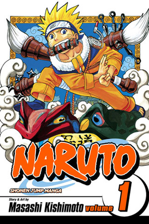 Naruto Vol. 1: Free Preview