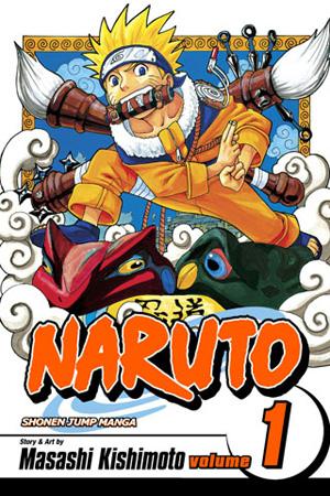 Naruto Vol. 1: Free Preview