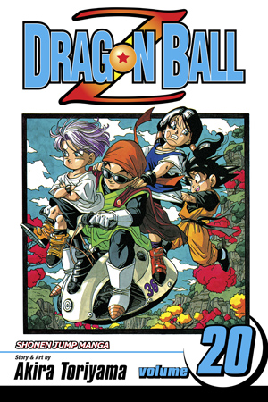 Dragon Ball Z Vol. 20: The New Generation