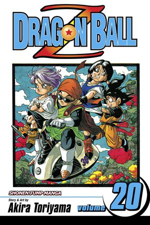 Dragon Ball Z Vol. 20: The New Generation