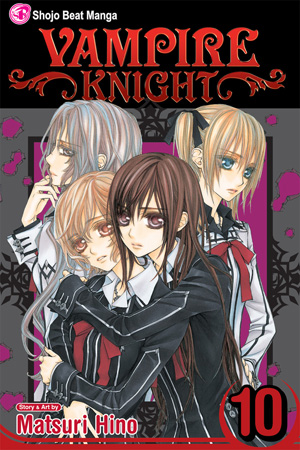 Vampire Knight, Volume 10