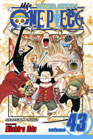 One Piece Vol. 43: Legend of a Hero