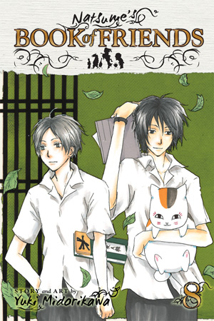 Natsume&#x27;s Book of Friends Vol. 8: Natsume&#x27;s Book of Friends, Volume 8