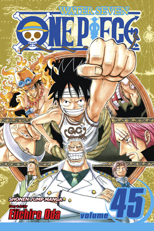 One Piece Vol. 45: You Have My Sympathies