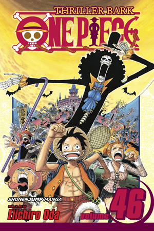 One Piece Vol. 46: Adventure on Ghost Island