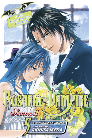 Rosario+Vampire: Season II Vol. 5: Siren Song