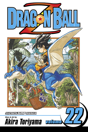 Dragon Ball Z Vol. 22: Mark of the Warlock
