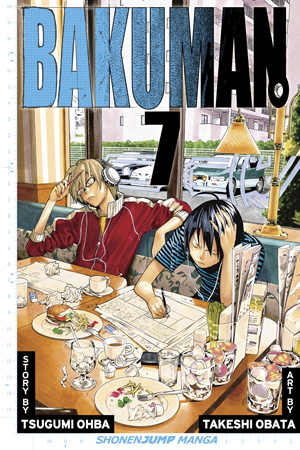 Bakuman Vol. 7: Gag and Serious
