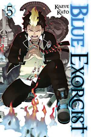 Blue Exorcist Vol. 5: Blue Exorcist, Volume 5