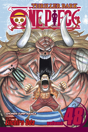 One Piece Vol. 48: Adventures of Oars
