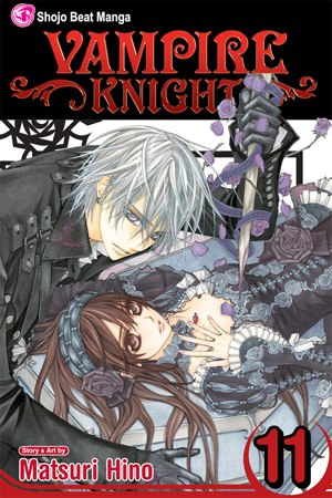 Vampire Knight Vol. 11: Vampire Knight, Volume 11