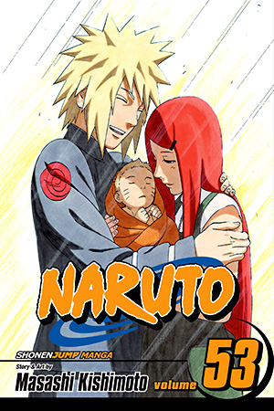 Naruto Vol. 53: The Birth of Naruto