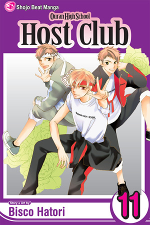 Ouran High School Host Club, Volume 11