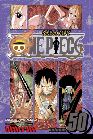 One Piece Vol. 50: Arriving Again