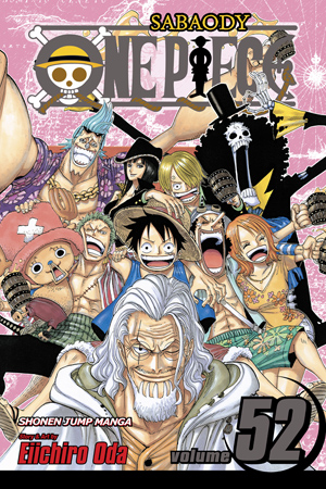 One Piece Vol. 52: Roger and Rayleigh