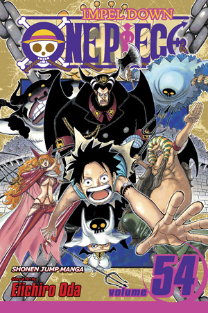 One Piece Vol. 54: Unstoppable