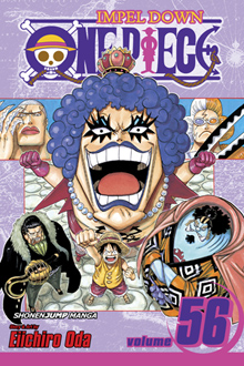 One Piece Vol. 56: Thank You
