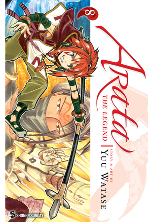 Arata: The Legend Vol. 8: Arata: The Legend, Volume 8