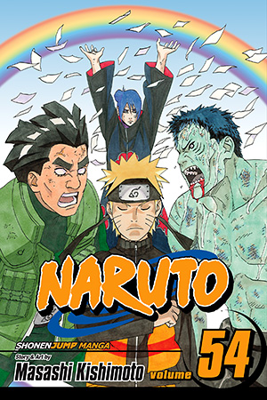 Naruto Vol. 54: Viaduct to Peace