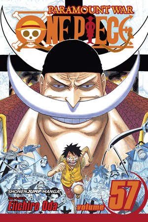 One Piece Vol. 57: Paramount War