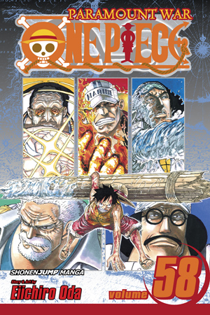 One Piece Vol. 58: Paramount War Part Two