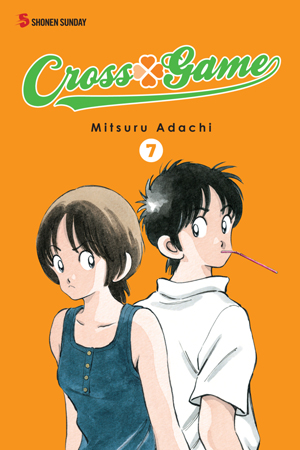 Cross Game Vol. 7: Cross Game, Volume 7