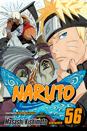 Naruto Vol. 56: Team Asuma, Reunited