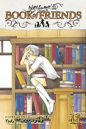 Natsume&#x27;s Book of Friends Vol. 11: Natsume&#x27;s Book of Friends, Volume 11