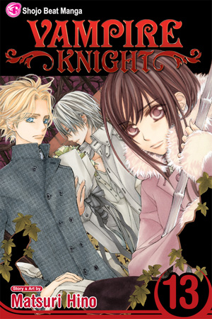 Vampire Knight, Volume 13