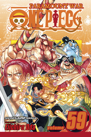 One Piece Vol. 59: Paramount War Part Three