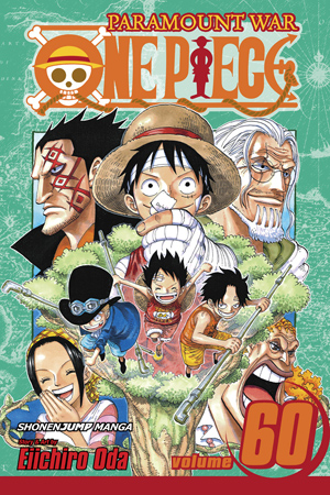 One Piece Vol. 60: My Little Brother