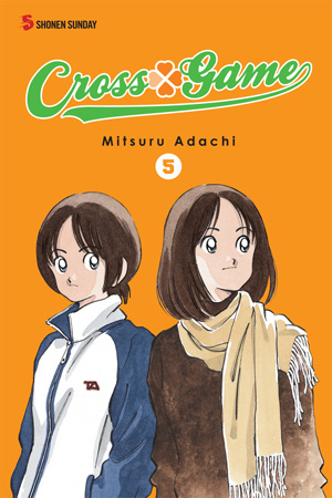 Cross Game Vol. 5: Cross Game, Volume 5