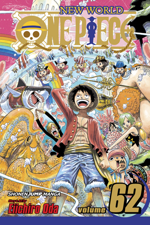 One Piece Vol. 62: Adventure on Fish-Man Island