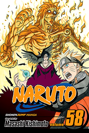 Naruto Vol. 58: Naruto vs. Itachi