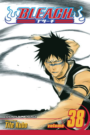 Bleach Vol. 38: Fear for Fight