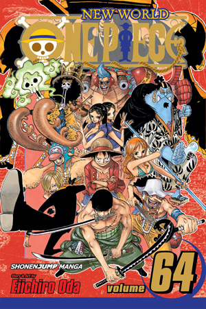 One Piece Vol. 64: 100,000 vs. 10