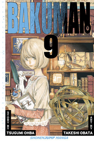 Bakuman。 Vol. 9: Talent and Pride