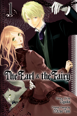 The Earl and The Fairy Vol. 1: Free Preview