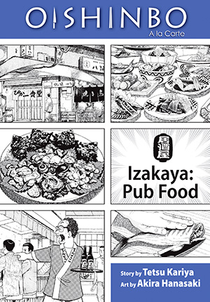 Oishinbo: Izakaya--Pub Food, Volume 7