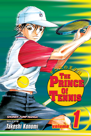 The Prince of Tennis Vol. 1: The Prince of Tennis, Volume 1