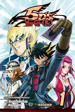 Yu-Gi-Oh! 5D's Vol. 1: Yu-Gi-Oh! 5D's, Volume 1