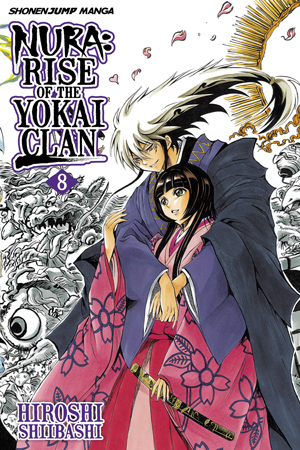 Nura: Rise of the Yokai Clan Vol. 8: Echoes of the Past