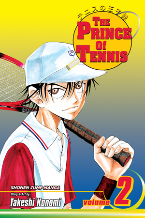 The Prince of Tennis Vol. 2: Adder's Fangs
