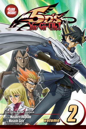 Yu-Gi-Oh! 5D's Vol. 2: The D1 Grand Prix Begins!!