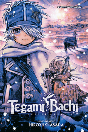 Tegami Bachi Vol. 3: Meeting Sylvette Suede