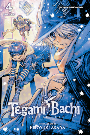 Tegami Bachi Vol. 4: A Letter Full of Lies