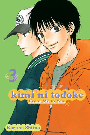 Kimi ni Todoke: From Me to You Vol. 3: Kimi ni Todoke: From Me to You, Volume 3
