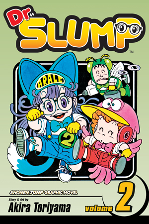 Dr. Slump Vol. 2: Dr. Slump, Volume 2