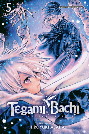 Tegami Bachi Vol. 5: The Man Who Could Not Become Spirit